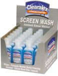 CLEARALEX Concentrated Screenwash 100 ml Bottles (Box of 24)